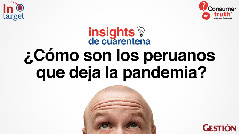 Insights de Cuarentena: ¿Cómo son los peruanos que deja la pandemia?