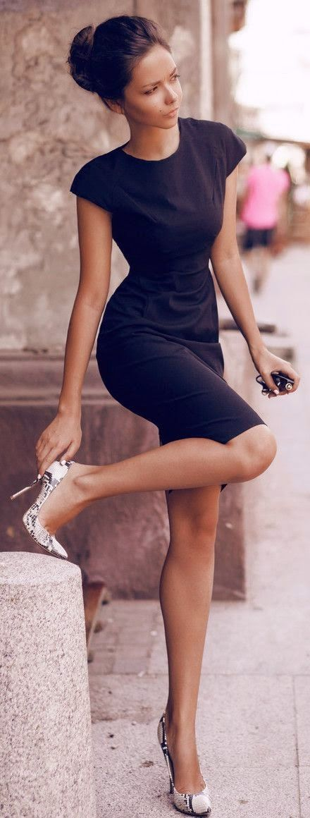 El vestido negro ideal | Blogs | Gestiu00f3n