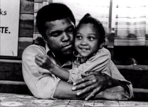"""I Am Ali""  documentary film trailer. Muhammad Ali. daughter"