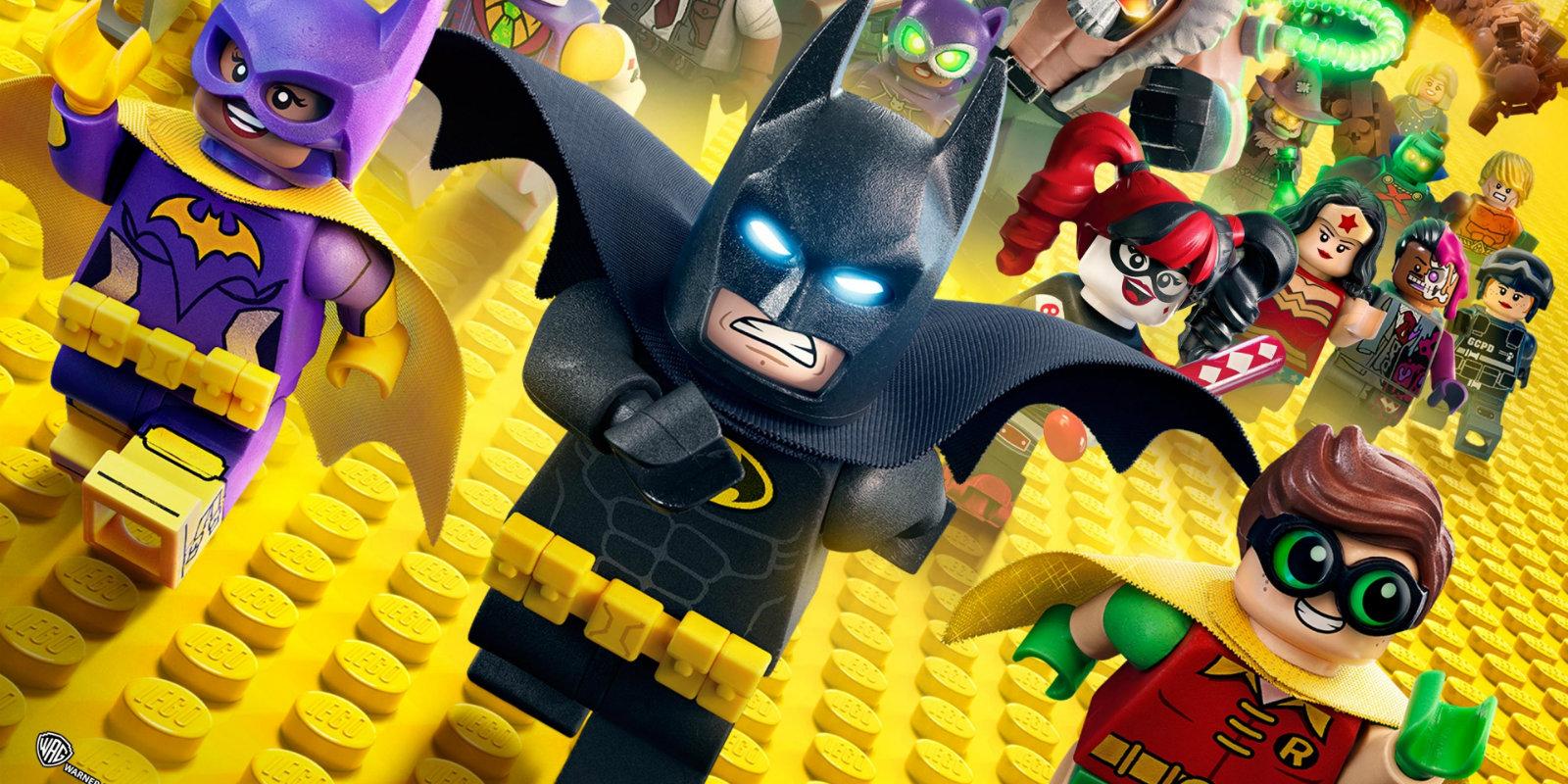 Lego batman la pel cula blogs gesti n for Espejo que sale en una pelicula