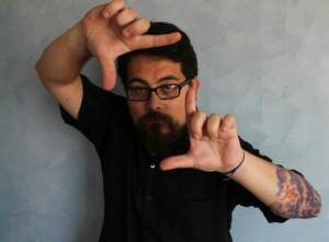 Jonatan Relayze, director peruano. (Foto: Cine Aparte)