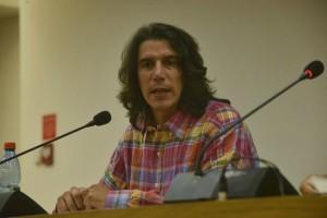 Leopoldo Muñoz, cineasta y crítico de cine.