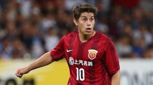 Oscar, jugador del Shangai SIPG.