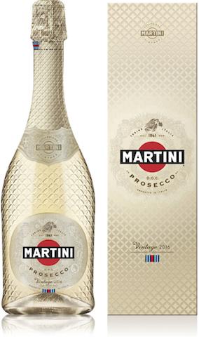 2. Martini Collezione Vintage Prosecco