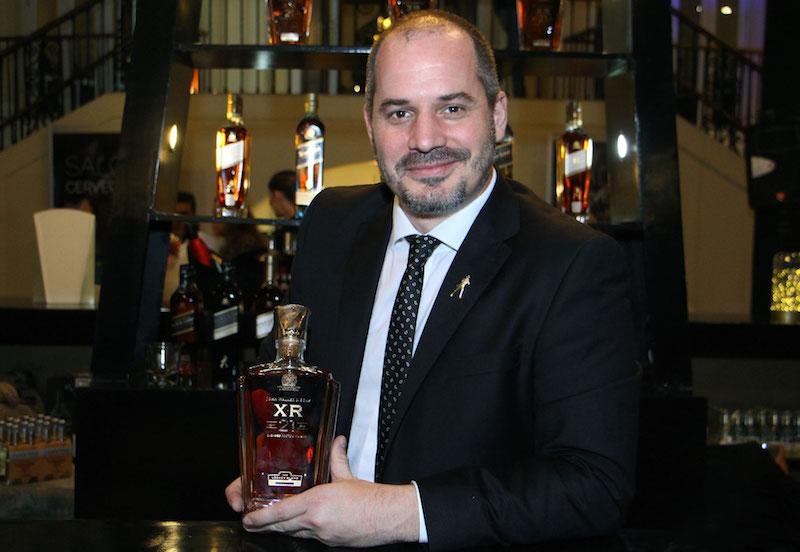 Sebasrián Maggi - Brand Ambassador Regional Diageo Reserve