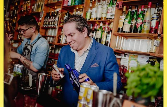 Franco Cabachi Bartender