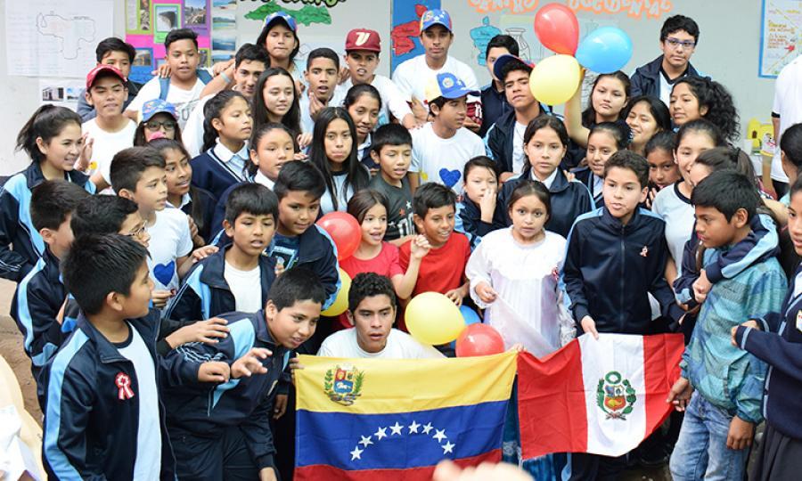 Lo que los estudiantes venezolanos pueden enseñarnos