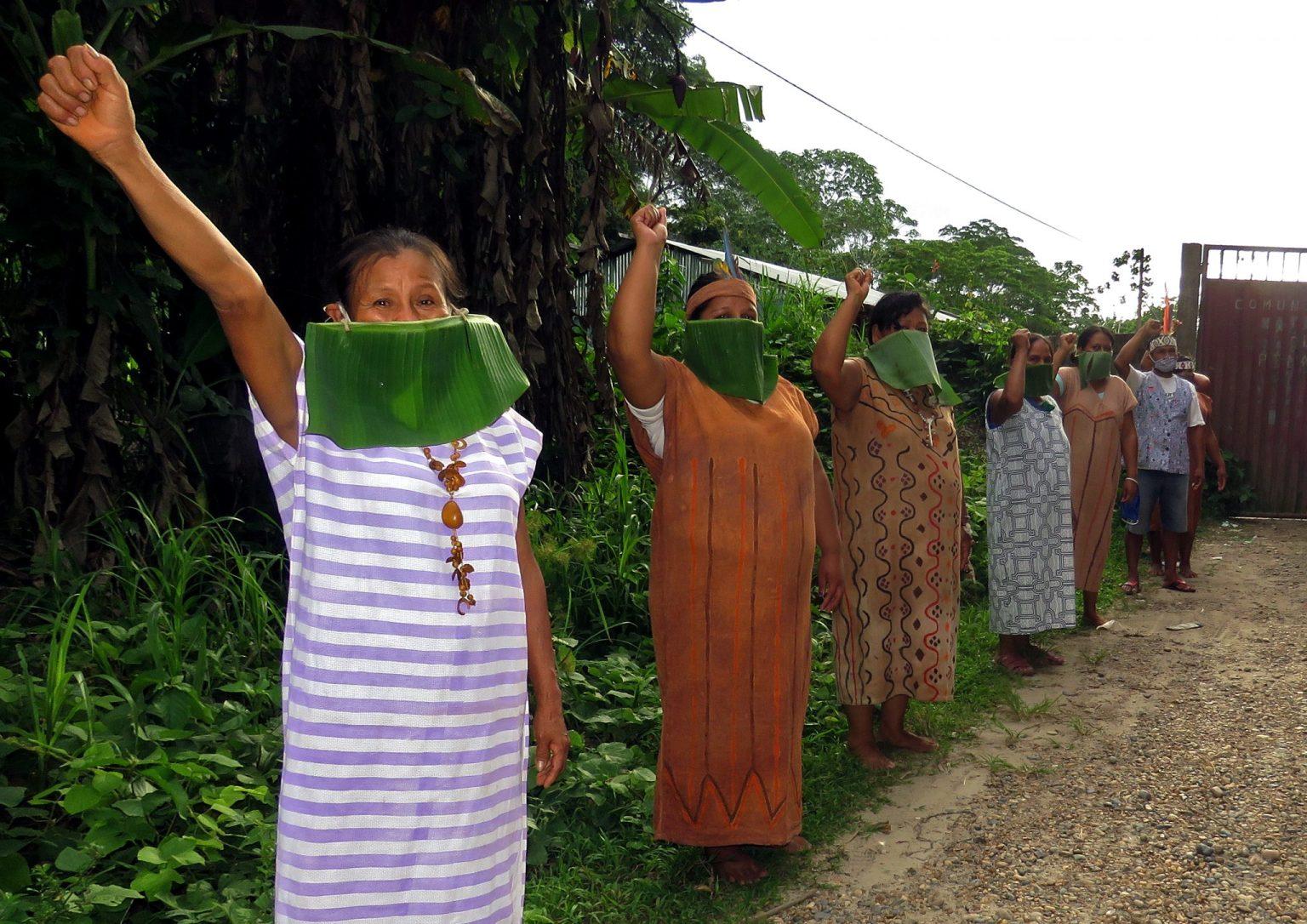Comunidades amazónicas: desafíos en tiempos de pandemia
