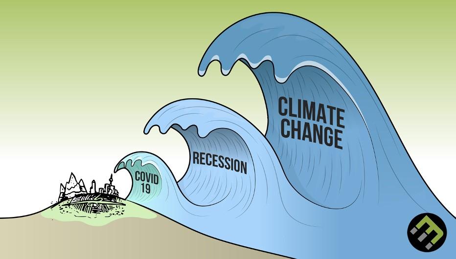 ¿Y la emergencia climática?