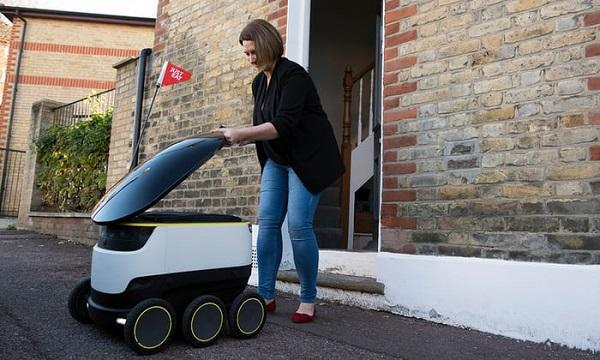 Robot-repartidor
