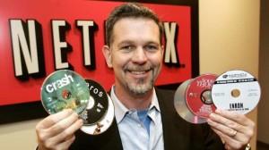 Reed Hasting creó Netflix porque no pudo devolver un VHS. Hoy ha revolucionado la industria audiovisual. Crédito: El Español.