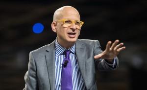 """Seth Godin creó el término """"líder hereje"""" para hablar de quienes pueden ser aventurados. Crédito: Paula Ojansuu"""