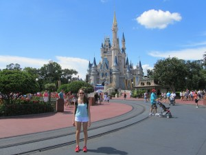 Disney y sus parques temáticos son una lovemark. Crédito: archivo personal.