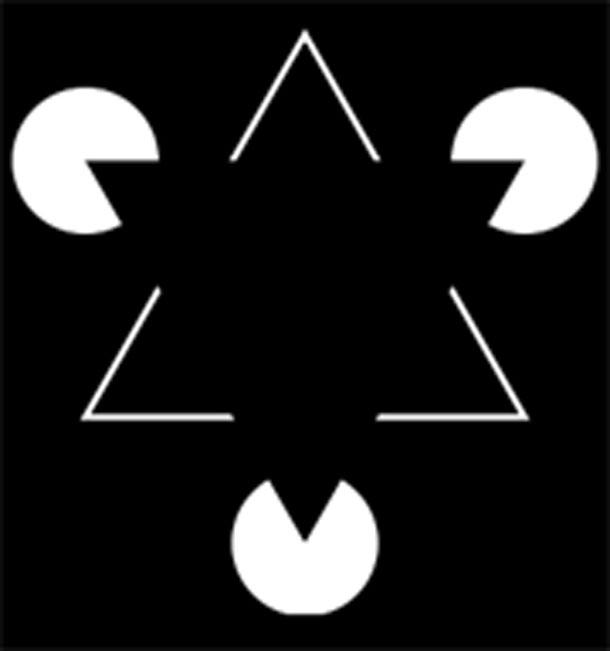 Triángulo de Kanizsa (1955)