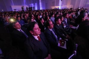 Los actores del ecosistema de innovación y emprendimiento del país se hicieron presentes en la ceremonia que marcó un hito en la cultura startup en el Perú.