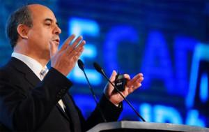 """Luego de su presentación en CADE 2013, Ángel Añaños ahora expondrá su """"fórmula de éxito"""" en un evento que espera congregar a más de 40,000 emprendedores."""