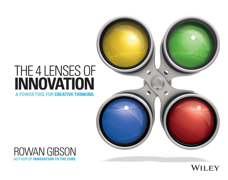 Los cuatro lentes de la innovación en español