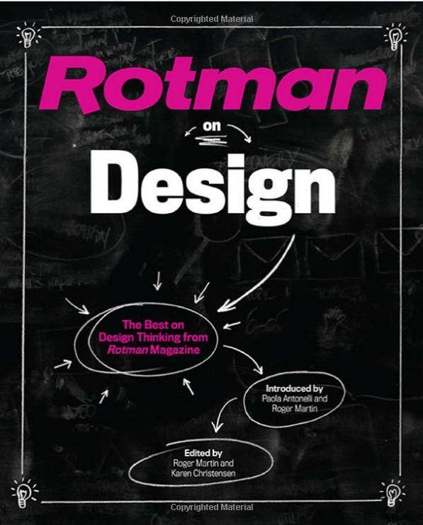ROTMAN Design Thinking Innovación