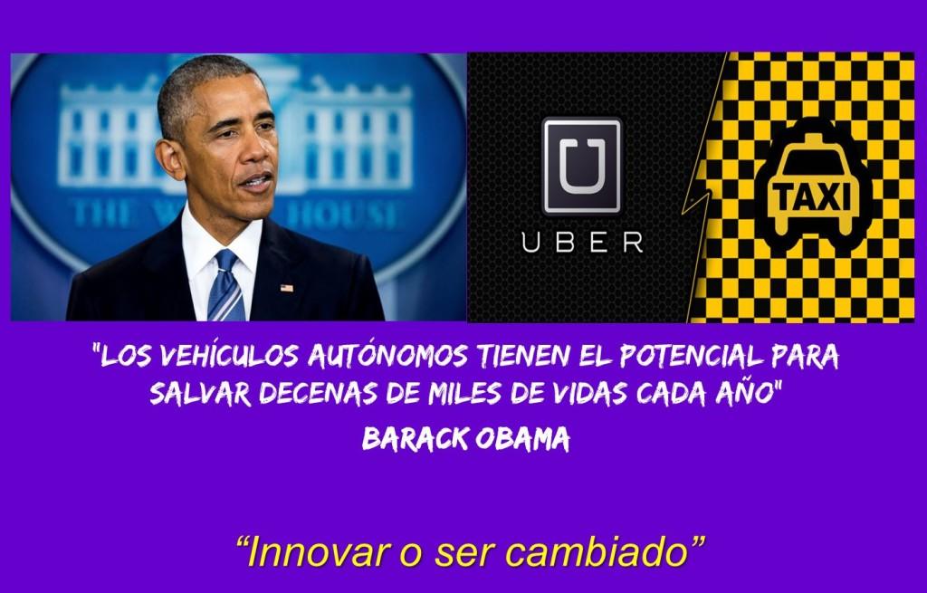 innovar o ser cambiado