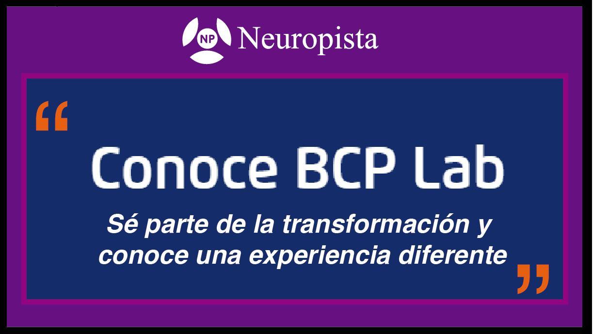 Laboratorios de Innovación: BCP Lab