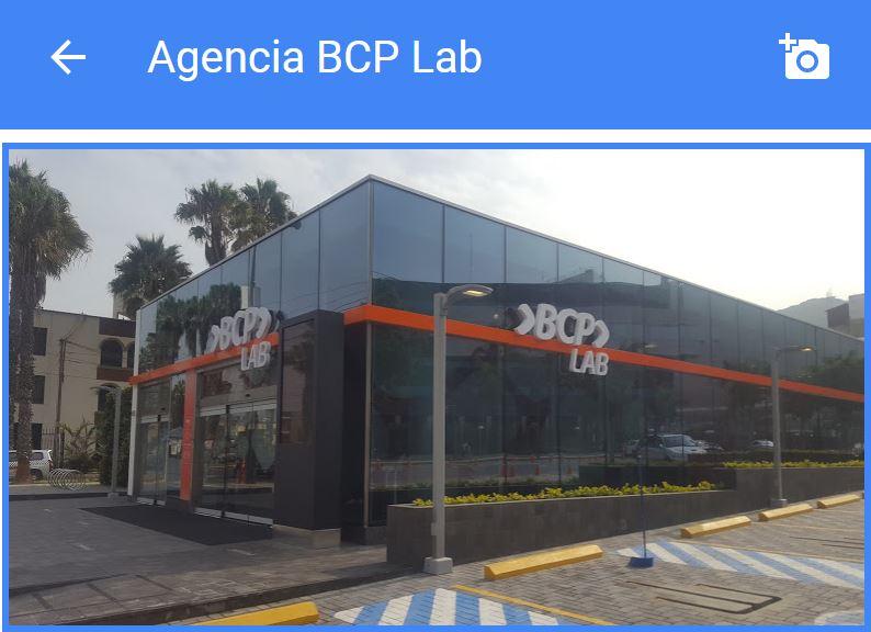 laboratorio en vivo bcp lab