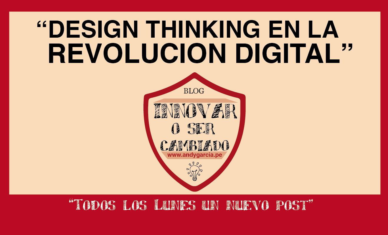 Design thinking en la revolución digital