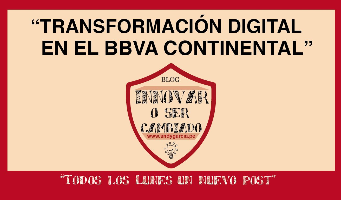 Transformación digital en el BBVA Continental