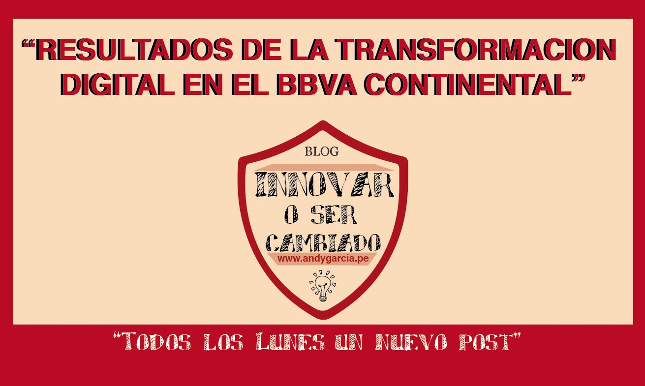 Transformación digital: avances BBVA Continental