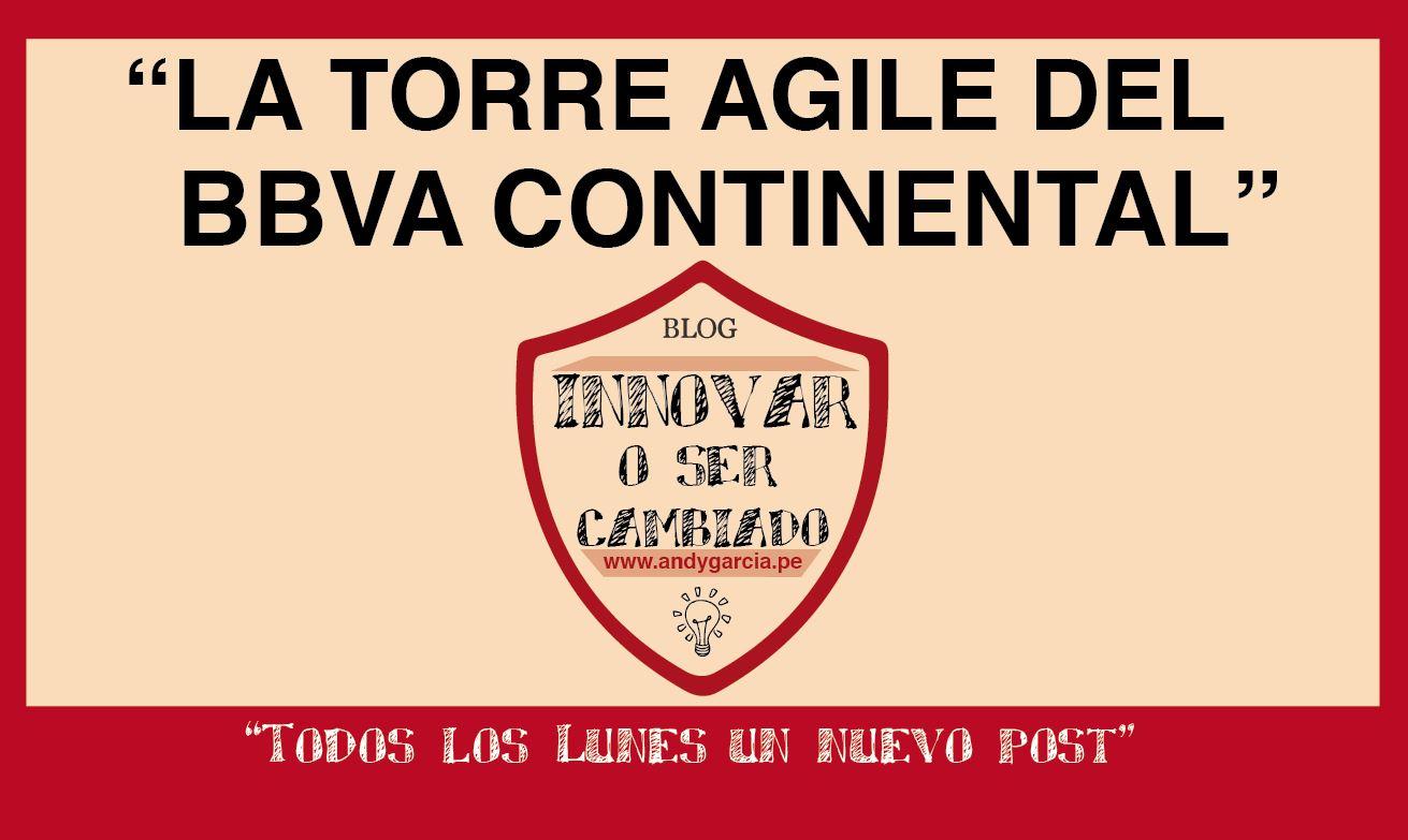 La Torre Agile del BBVA Continental
