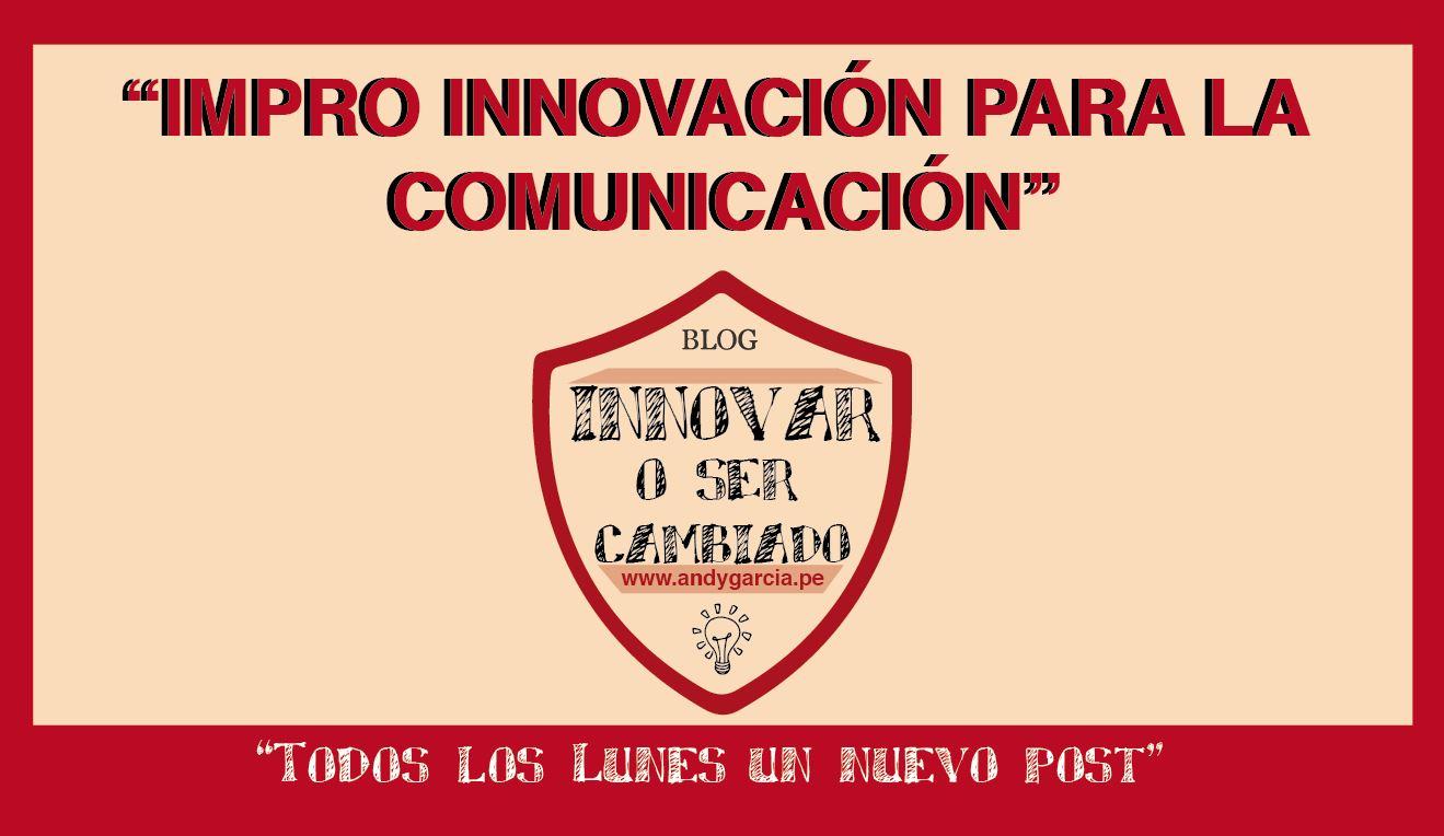 Impro innovación para la comunicación