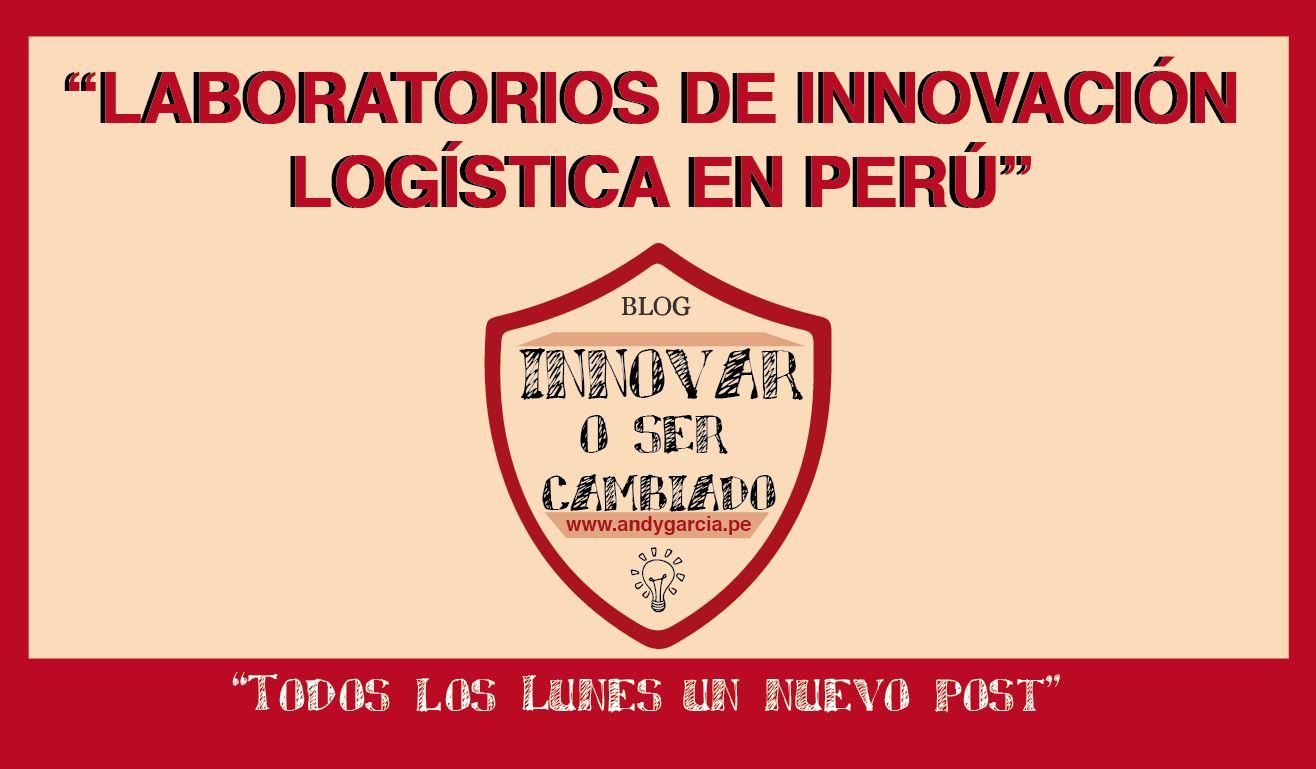 Laboratorios de innovación logística