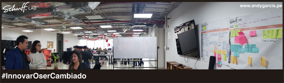 laboratorio innovación perú