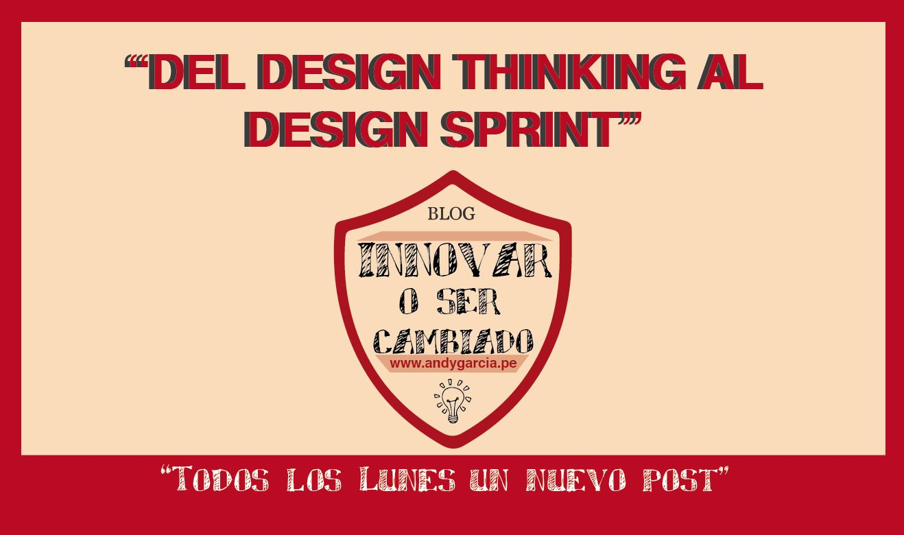 Del Design Thinking al Design Sprint