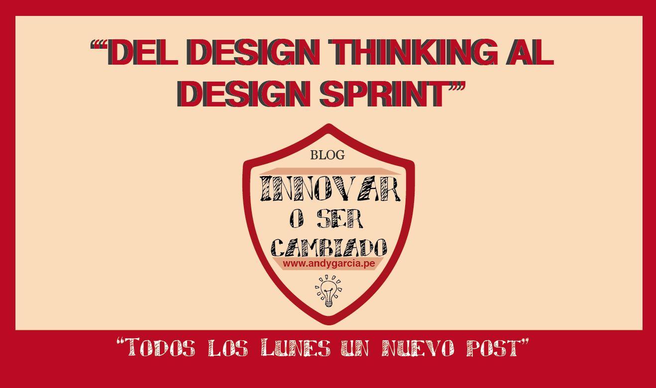 Del Design Thinking al Design Sprint