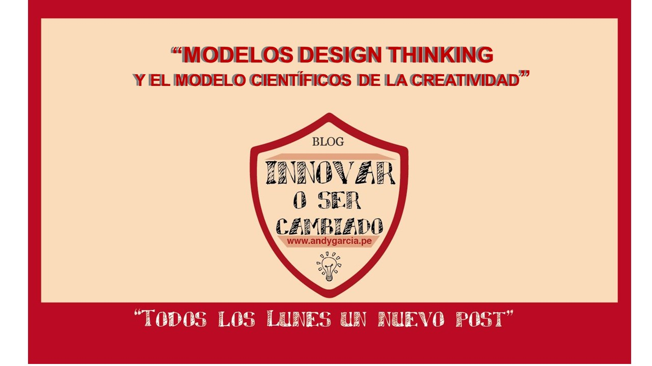 Modelos de Design Thinking