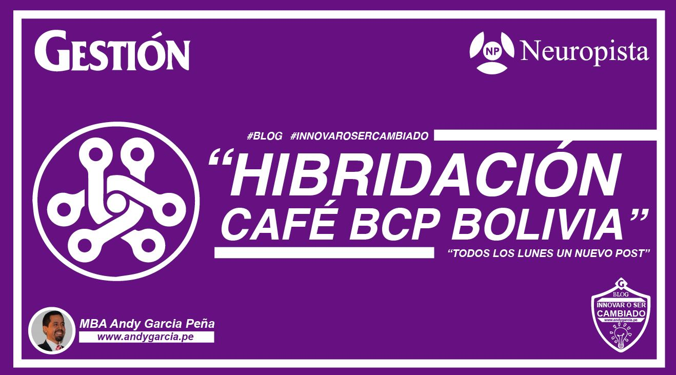 Hibridación: Café BCP Bolivia
