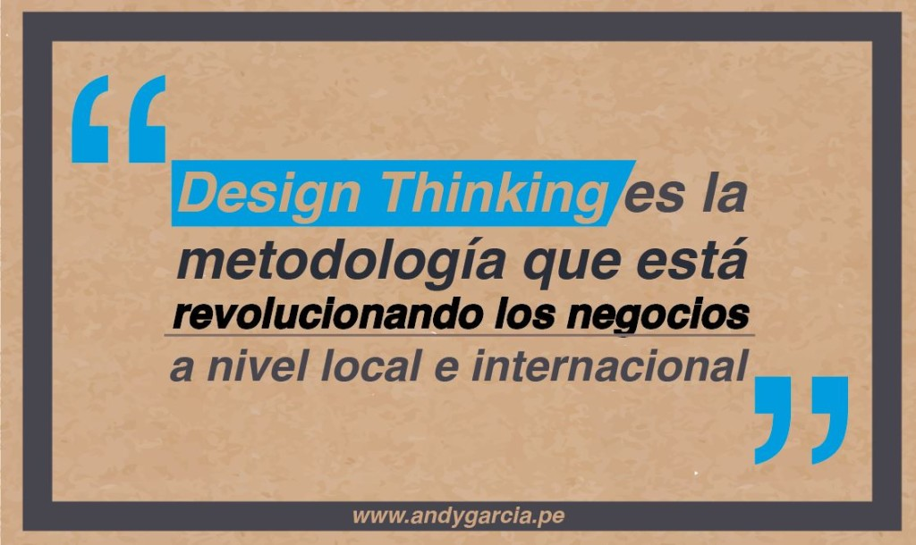 Design Thinking: revisando casos