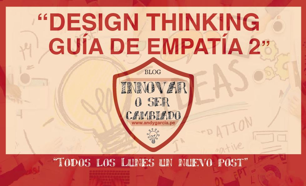 consultoría design thinking