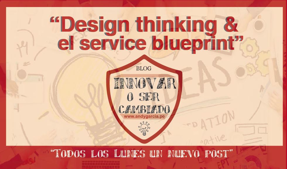 Design Thinking & Service Blueprint