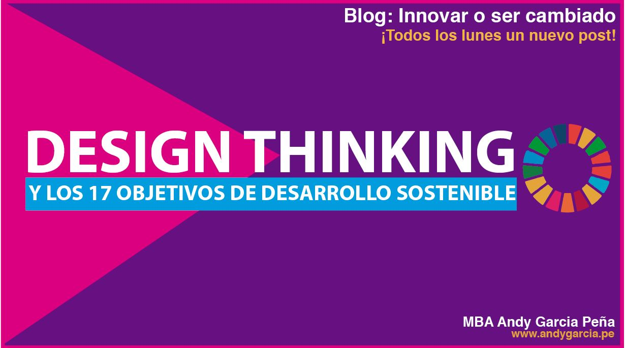Design Thinking y los 17 ODS