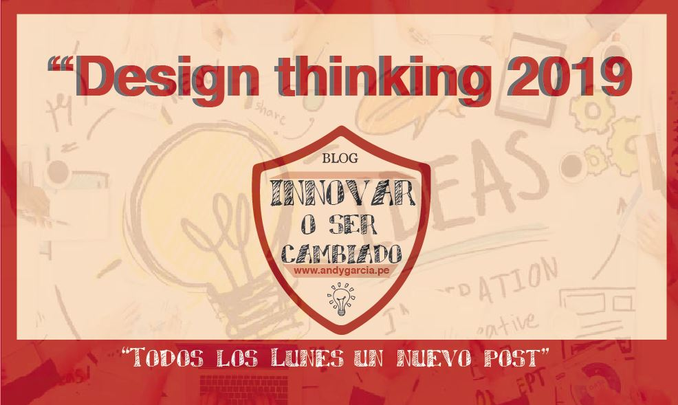 Design thinking 2019