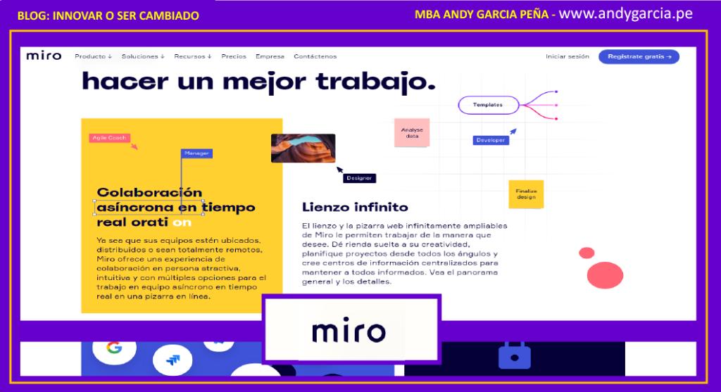visual thinking school perú