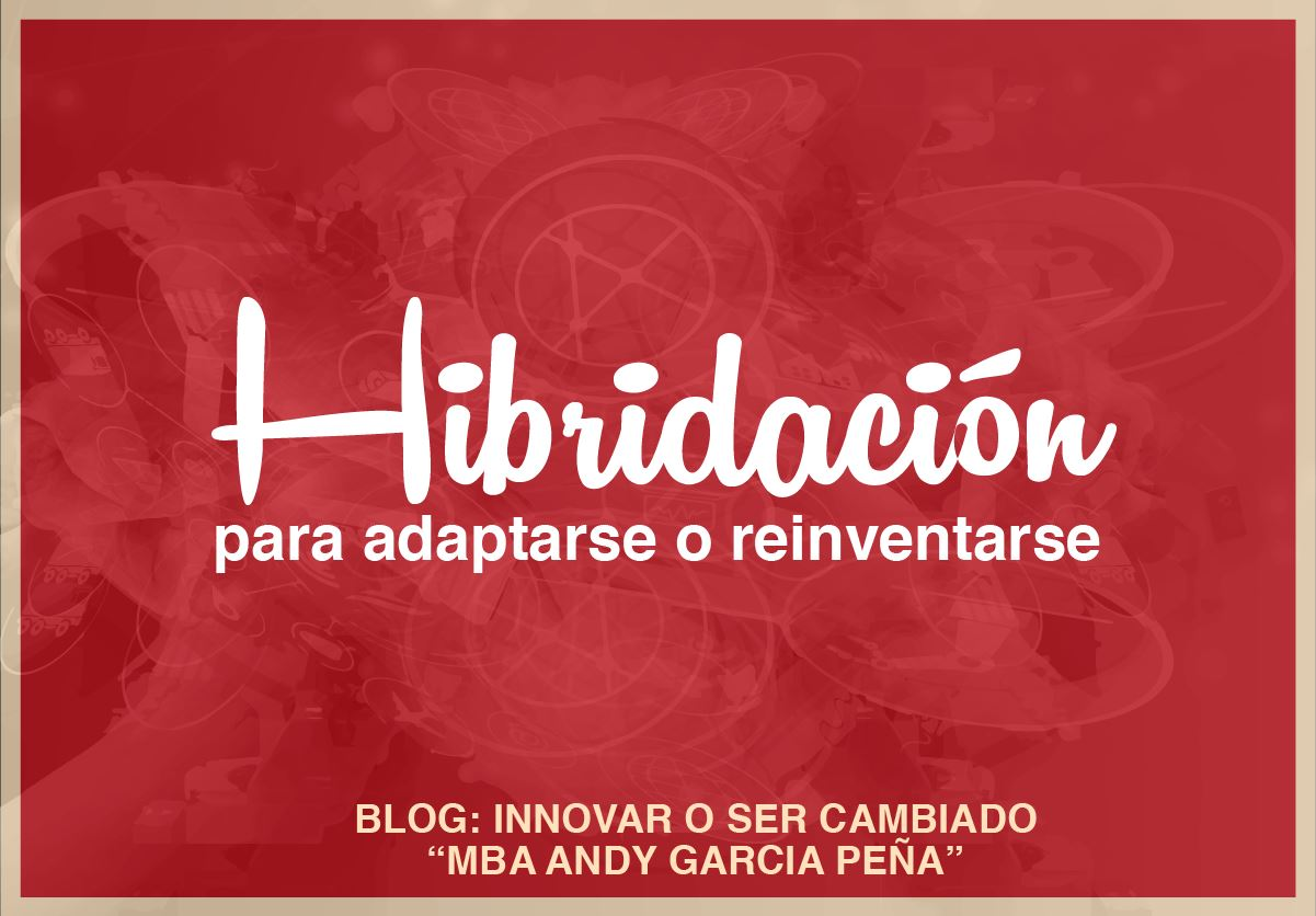 Hibridación para adaptarse o reinventarse