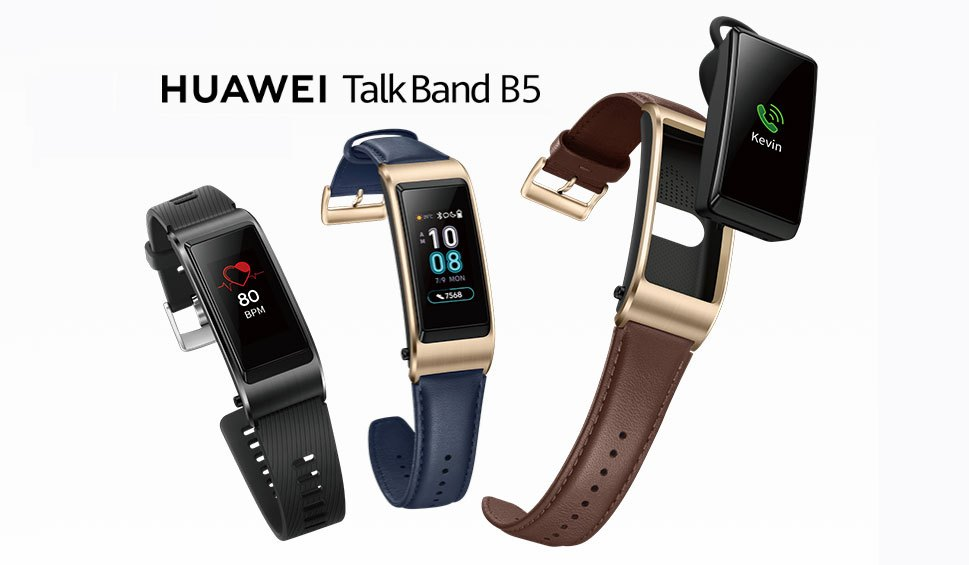 Review del Huawei Talkband B5