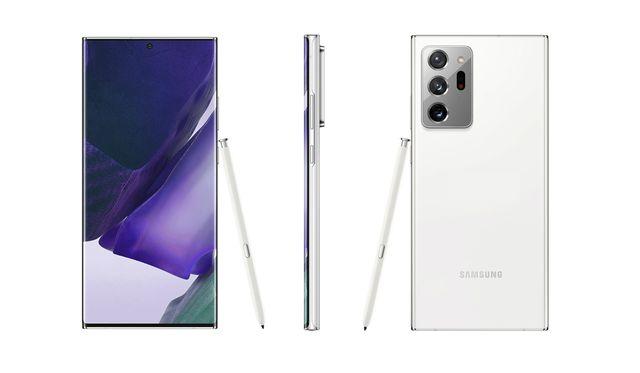 Samsung nos trae el Galaxy Note 20 y el Note 20 Ultra
