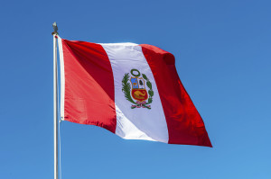 Perú bandera
