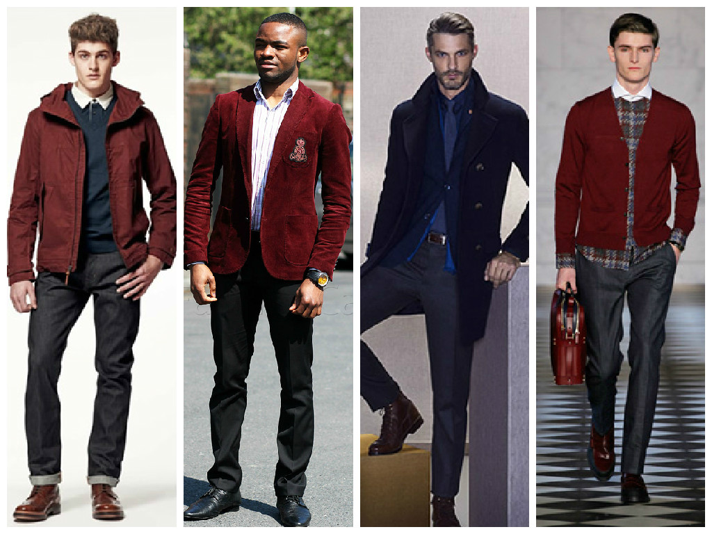 C mo combinar el color guinda o burdeo blogs gesti n for Q color combina con el gris