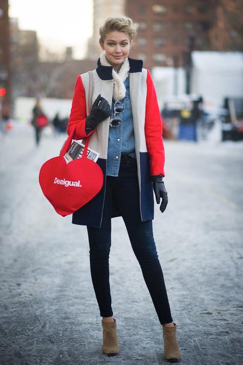 Look en las últimas semanas de la moda