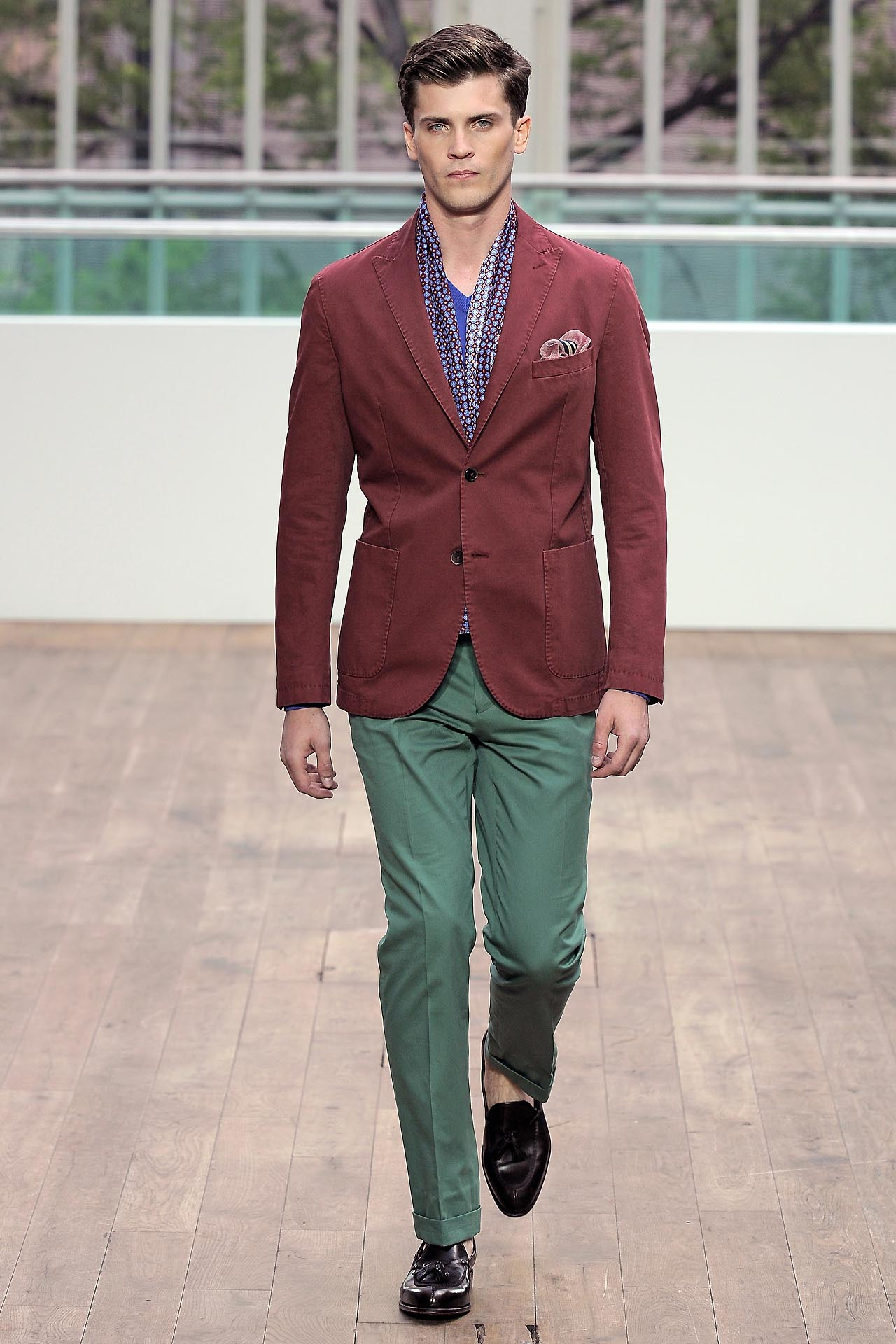 red-jacket-green-pants-hackett-men-style-british-menswear-blog