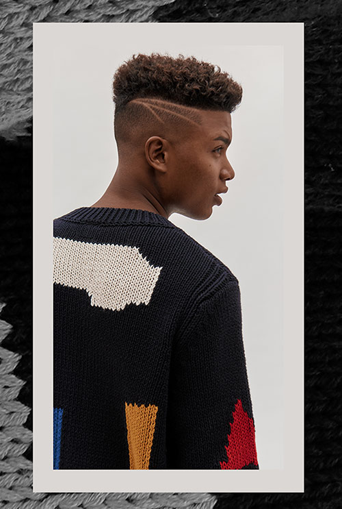 00.-  Luis Carlos Leiva - Bryan Scate - H&M Studio 2018 - styling - PERU
